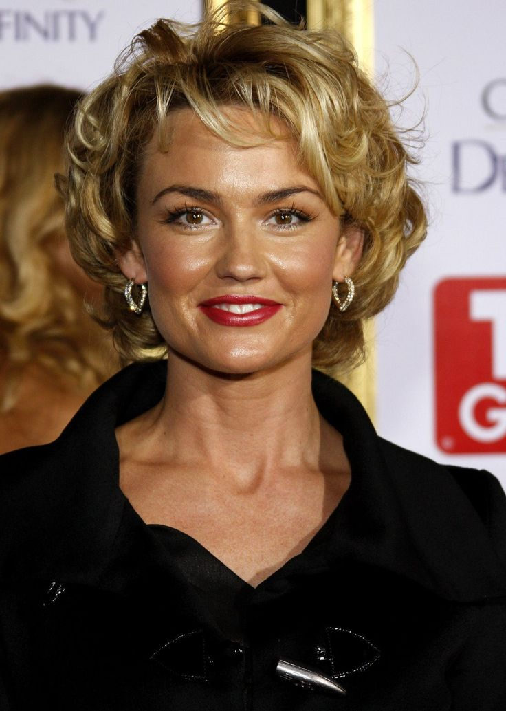 50 Short Curly Hairstyles To Look Amazing Wavy Hair