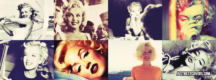 Marilyn Monroe Facebook Cover Photo   JUSTBESTCOVERS
