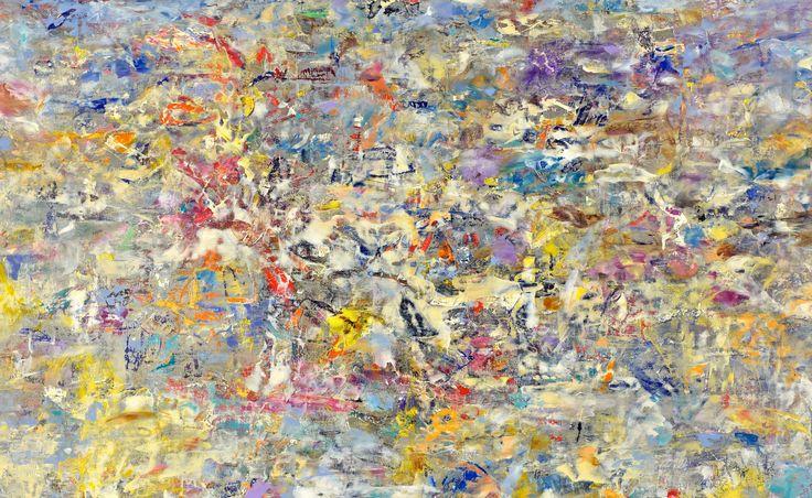 Perpetual Hallucination (Oil on canvas mounted on plywood board, 37cm x 59.6cm, Dirk Marwig 2017)