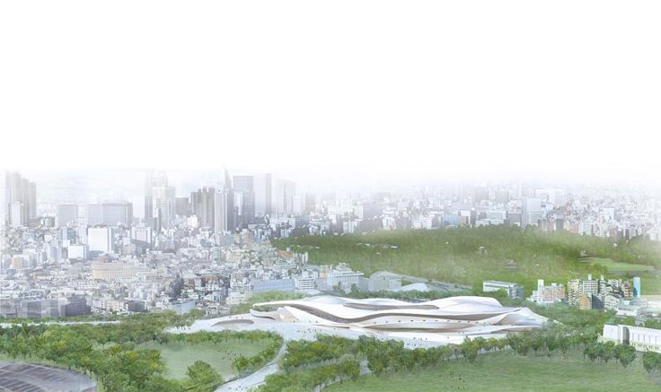 Sanaa-tokyo-olympic-stadium-proposal-2