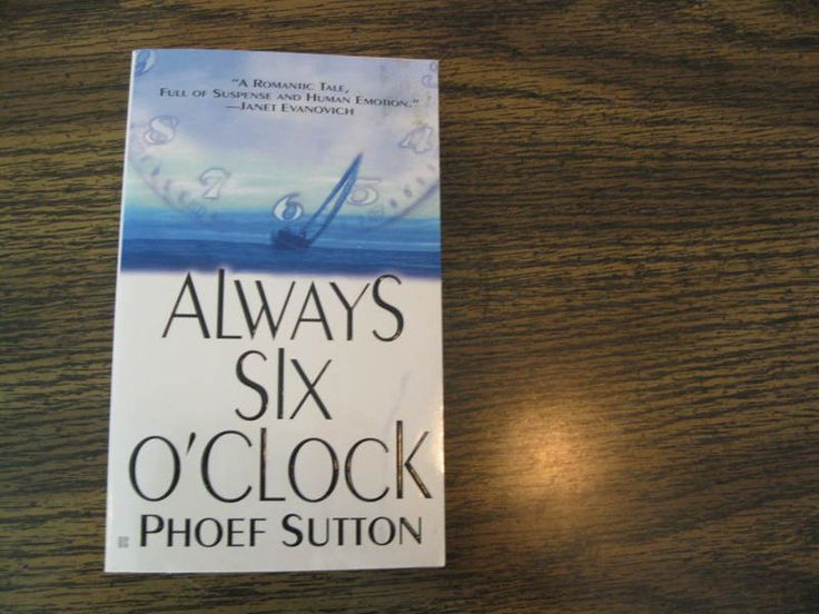 Always Six O!Clock(Phoef Sutton) 291