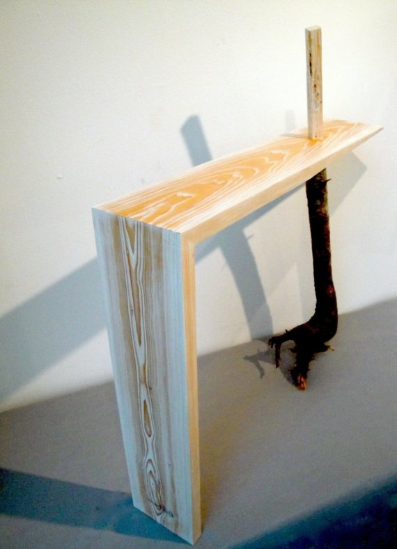 Tally Locke - Squared Off Hall Table