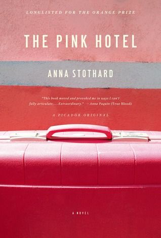 The Pink Hotel comes out April 23 from Picador. http://bookmagnet.wordpress.com/2013/04/10/book-review-the-pink-hotel-by-anna-stothard/