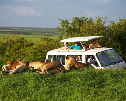 Come and Enjoy safari vacation with the family in #SafariInKenya.check out more @ http://kenya-safaris.co/