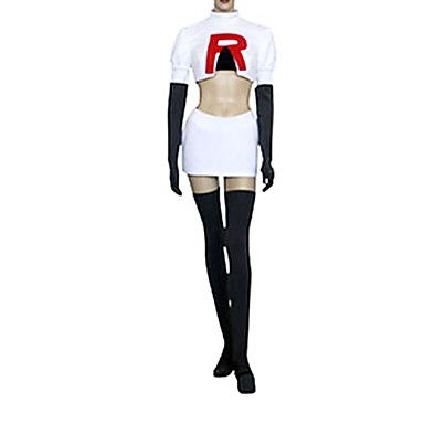 Cosplay Costume Inspired by Pockmon Team Rocket Jesse 2016 - $69.99