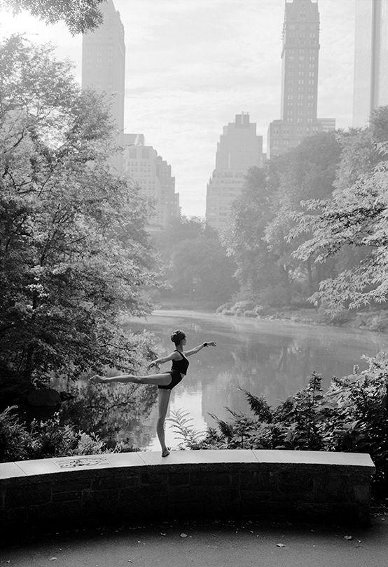 nyc ballet scene.