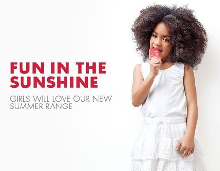 Woolworths have rounded up cute summer must-haves for your mini-me! Get your little girl ready for summer with these key items: http://woolies.me/lEcl