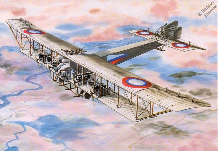 Collection 62 WWI Aircraft Postcards - The Aeroplanes of ...