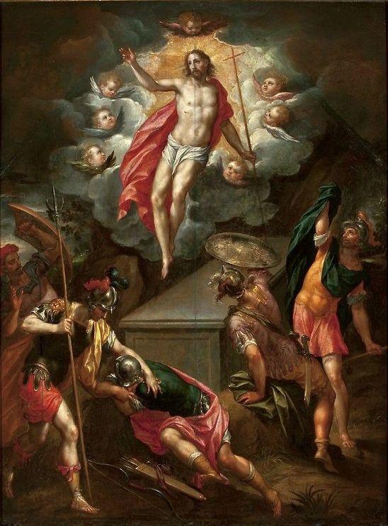 Rottenhammer Resurrection of Christ - Resurrection of Jesus - Wikipedia, the free encyclopedia