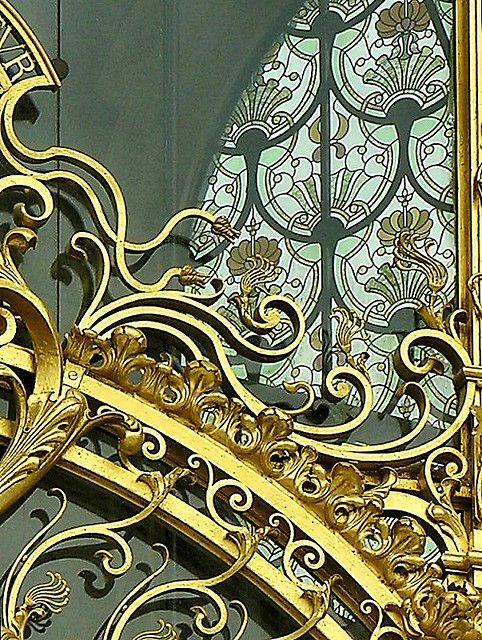 Architecture details on the Petit Palais, Paris, France...Inspiration for your Paris vacation from Paris Deluxe Rentals