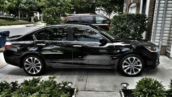 Honda Accord Sport - Black