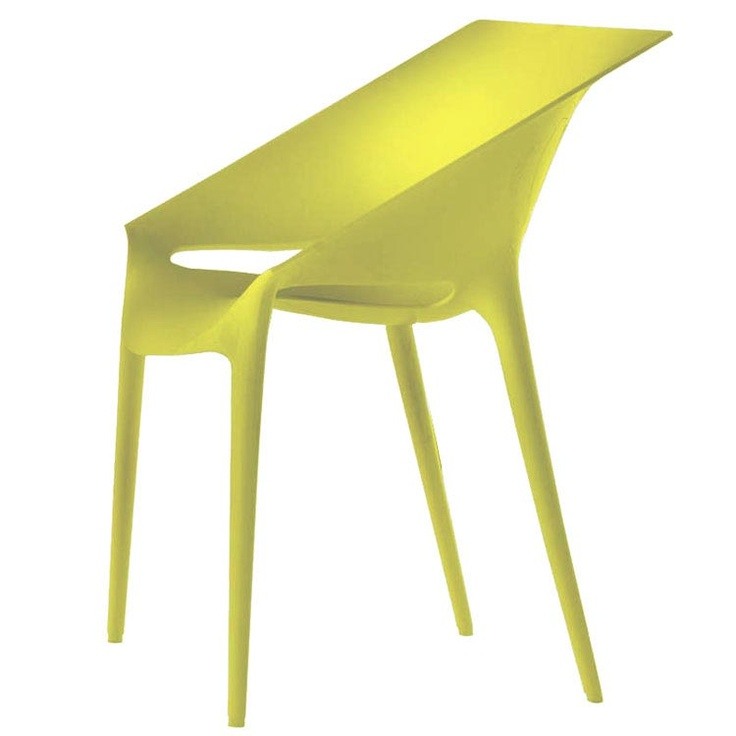 $396 Kartell - Dr. Yes Chair (Set of 2) 5805 at 2Modern