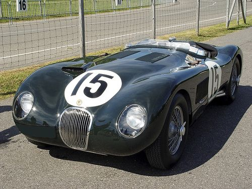 Jaguar C-Type (LeMans Works) • 1952