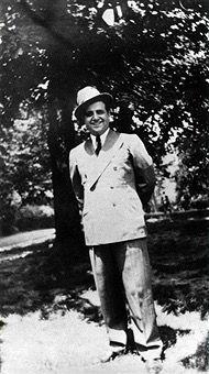 Albert Anastasia, 1940. Not many pics around of him smiling.