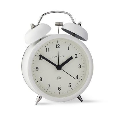 Newgate Charlie Bell Alarm Clock #williamssonoma