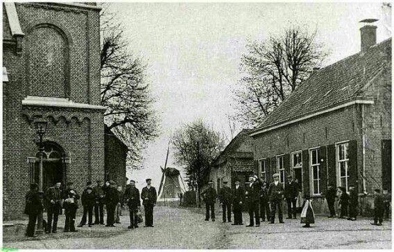 Ommel....rond 1900