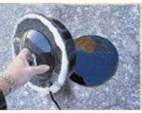 The world's most energy efficient pond heater for ponds up to 1000 gallons. For just pennies a day, it will keep a much needed air hole in the ice of your backyard pond. A healthy pond needs to have a