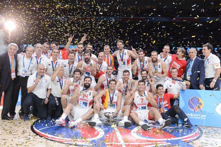 Eurobasket 2015 Spain