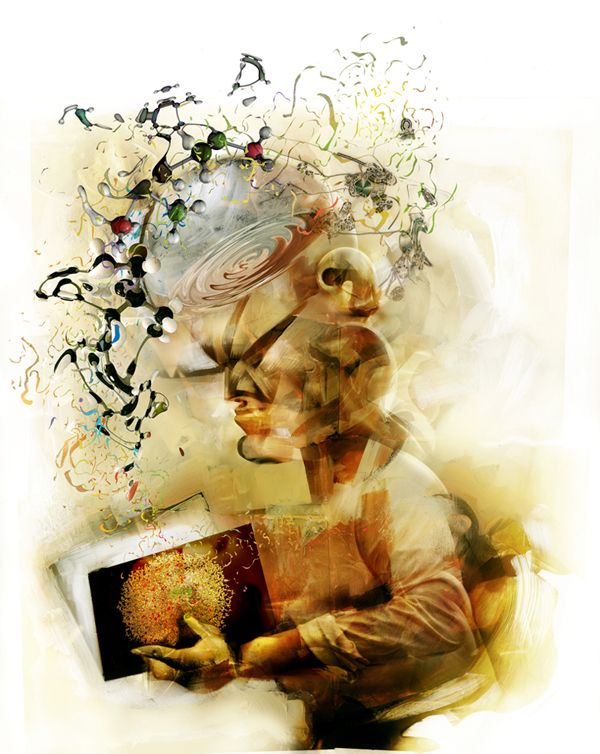 illustrations - Dave Mckean