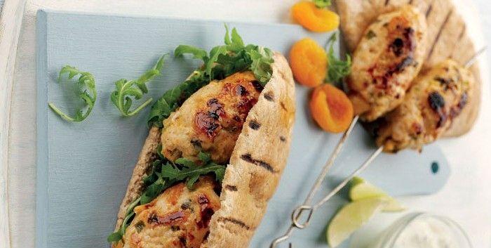 Keftas de Viande de Porc / Traditional Moroccan Meat Kofta. https://tropicsfoodmagazine.wordpress.com/