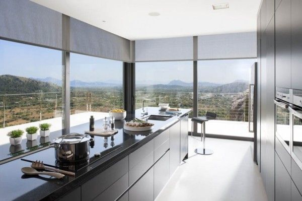 Luxury Kitchen from Smart Home Architecture and Amazing View Every Room Decoration 600x399 Smart Home Architecture and Amazing View Every Room Decoration