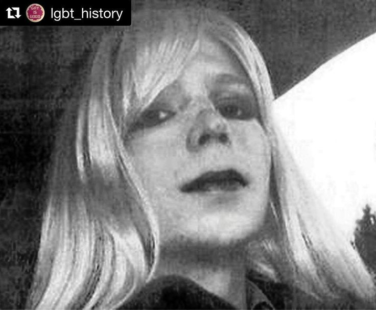 "Great news!!!!  _________ #Repost @lgbt_history with @repostapp  On January 17 2017 according to the New York Times the White House announced that President Barack Obama ""largely commuted the remaining prison sentence of Chelsea Manning the army intelligence analyst convicted of a...2010 leak that revealed American military and diplomatic activities across the world disrupted the administration and made WikiLeaks the recipient of those disclosures famous. The decision by Mr. Obama rescued…"