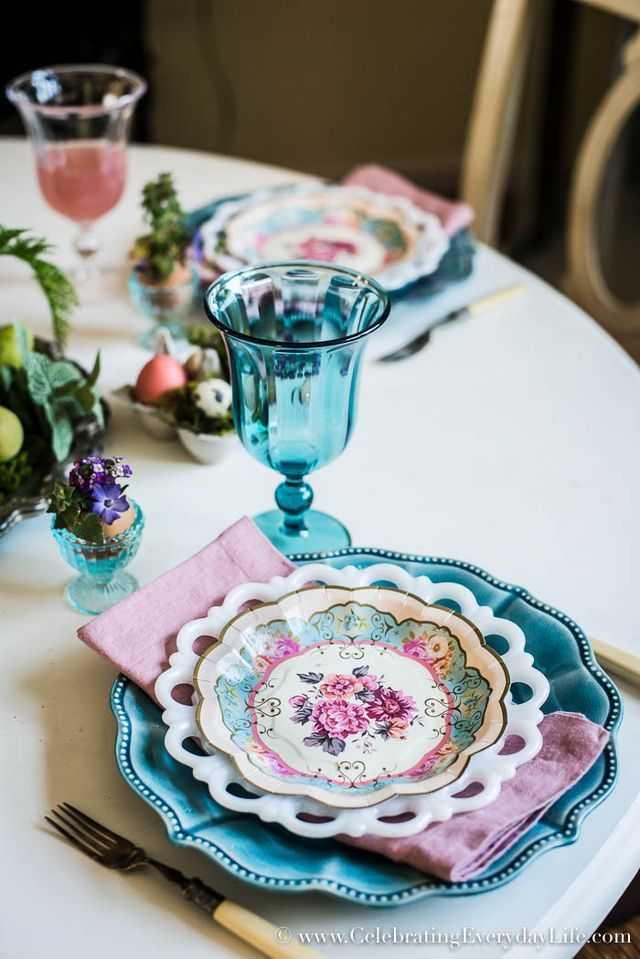 10 Dreamy table setting just in time for Easter   Daily Dream Decor   Bloglovin'