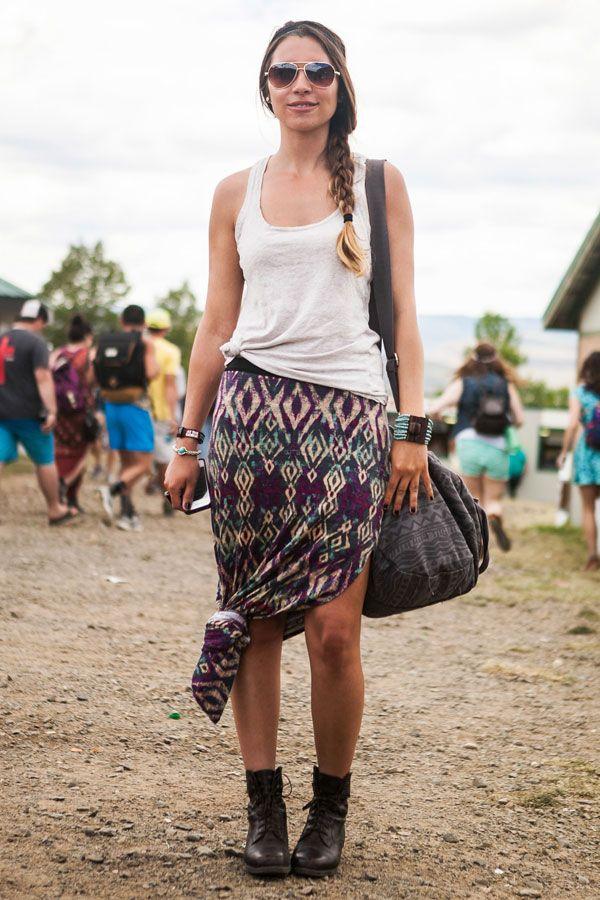 Sasquatchs Stylish Show-Goers Flaunt Serious Festival Fashion
