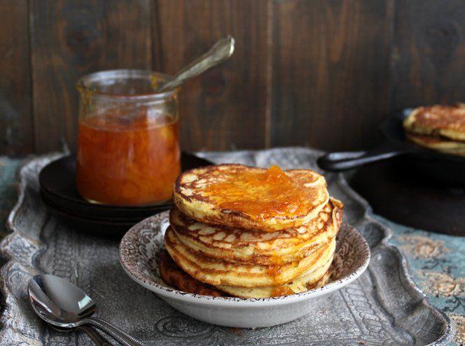 6 рецептов диетических блинов | Marie Claire