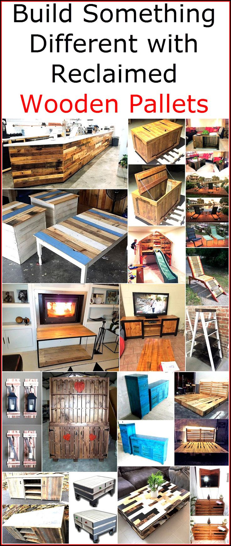It is not always necessary to spend a lot of money when planning to start a business for which furniture is required for the office or when purchased a new home. There are a few options to save money when it comes to buying the furniture and one of them is creating it with the pallets. If the person is creative, then he/she can build unique and innovative items and furniture utilizing the reclaimed wooden pallets. It takes a few days and some tools to prepare the impressive items and save…
