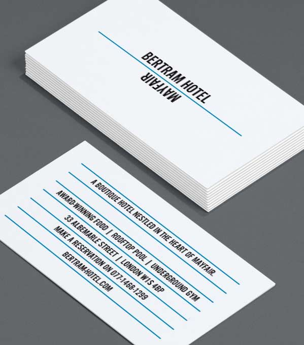 13 best Business Cards images on Pinterest Business card design - blank business card template
