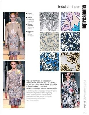 FASHION VIGNETTE: >>TRENDS - TEXTILE REPORT AW 2012-13