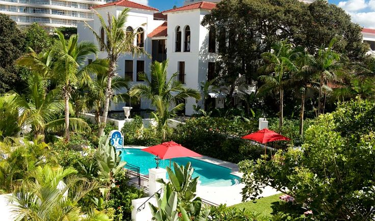 The Oyster Box Hotel & Spa