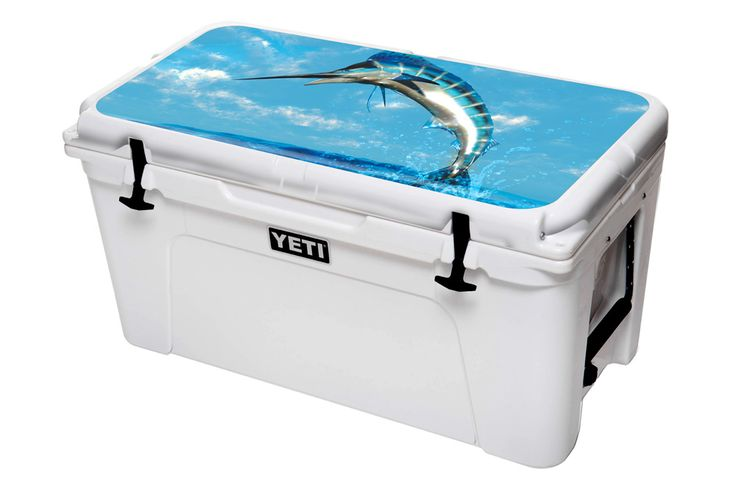 Yeticooleryeti coolerskin decal cover sticker graphic upgrade