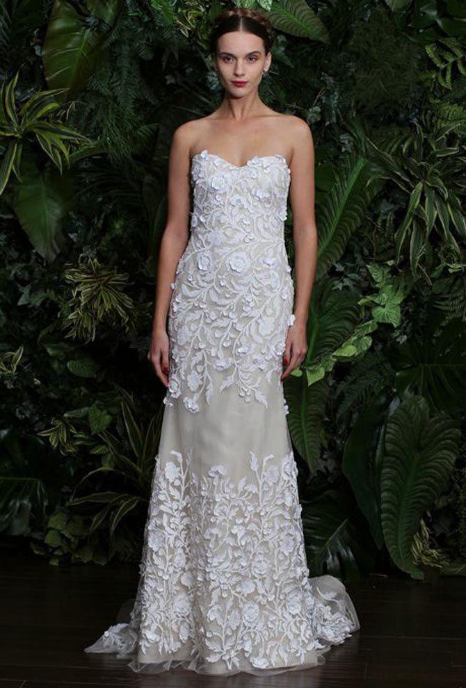 Vestidos de noiva em renda guipir