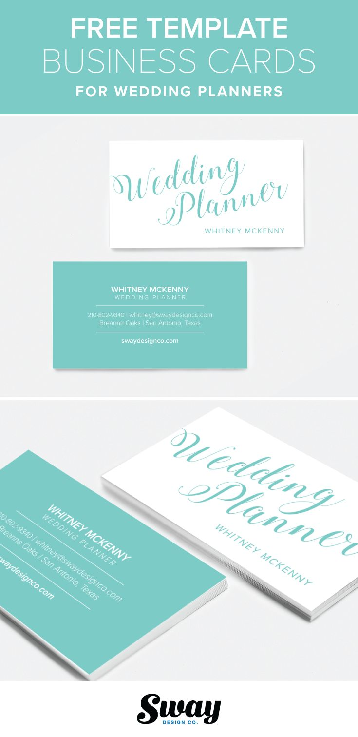 17 Best ideas about Free Business Card Templates on