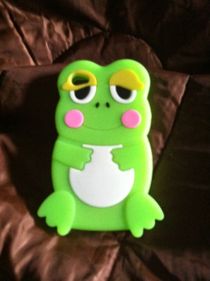 ... this case! : Awesome Phone Cases : Pinterest : Green, Phones and Frogs