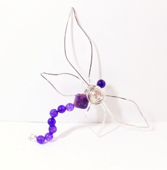 Dragonfly Scarf Pin Magnetic Scarf Pin Magnetic by simplysuzie2, $35.00