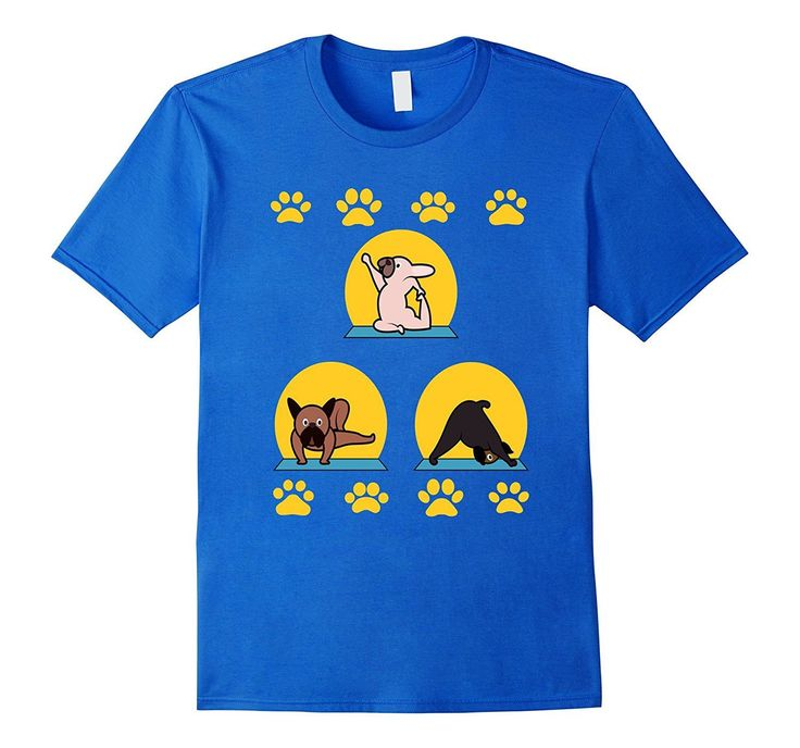 Funny Yoga Dog T-shirt Pet Zoo Farm Animal Fitness Quote http://healthyquickly.com