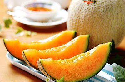 Manfaat Dan Kandungan Buah Melon Untuk Kesehatan Dan Kecantikan