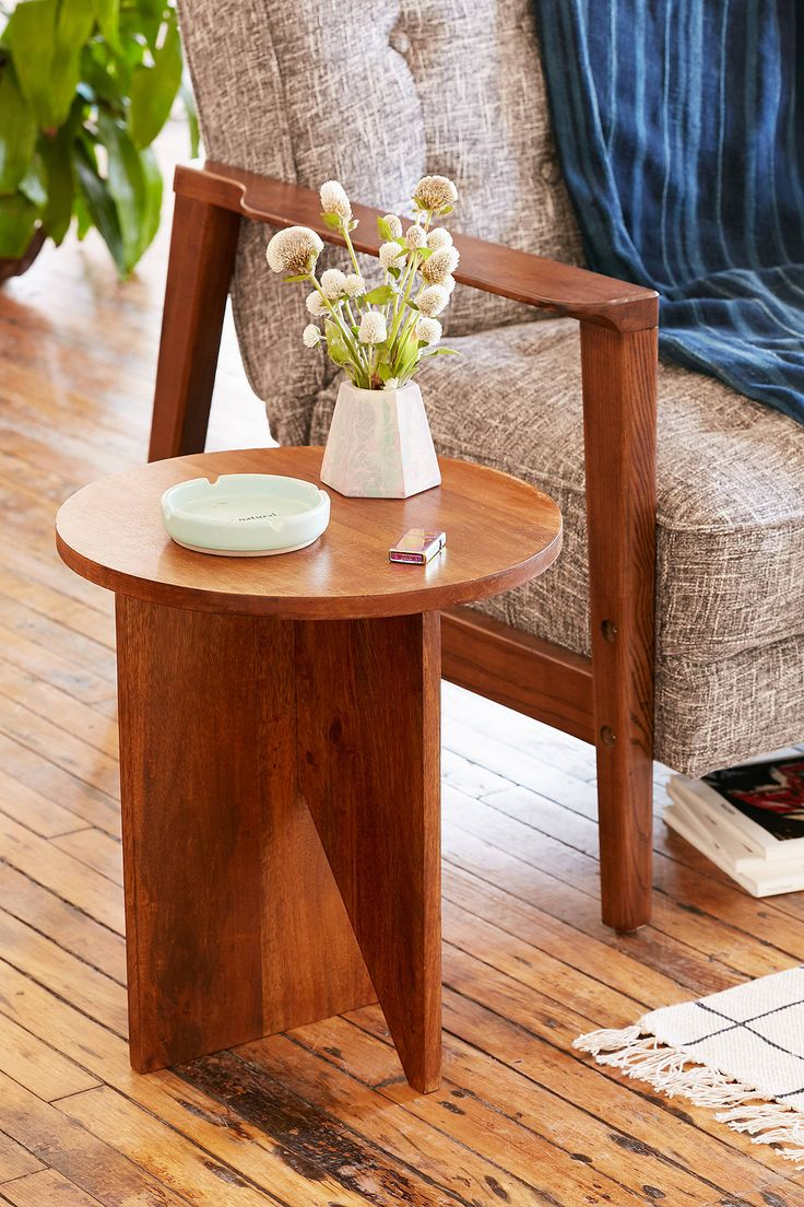 Shop Hyland Wooden Side Table at Urban Outfitters today. We carry all the latest styles, colours and brands for you to choose from right here.