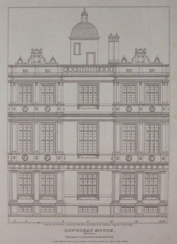 Front Elevation Antiques : Best th century english country houses images on
