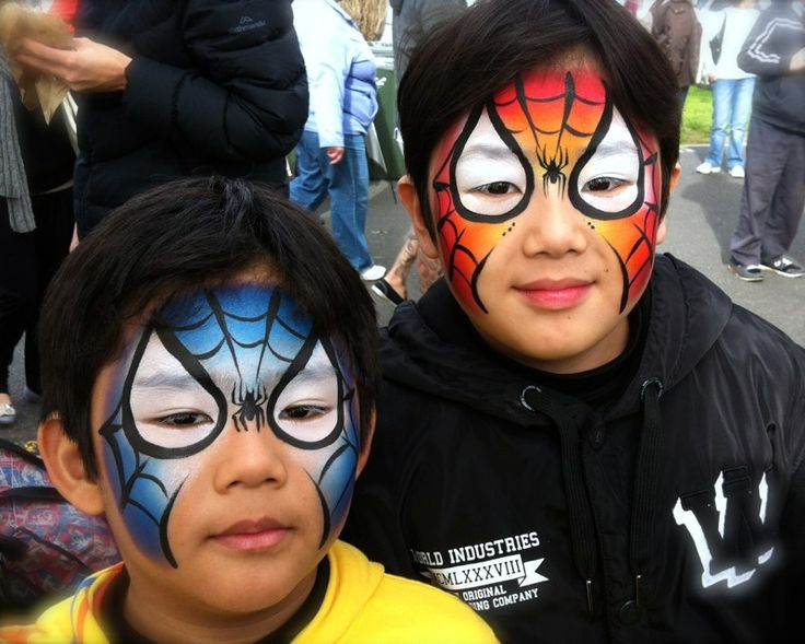Face Painting Gallery  | followpics.co