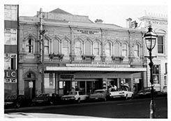 Memorial Theatre 1974 by John Collins
