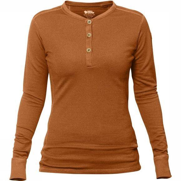 T-Shirt Lappland Merino Henley