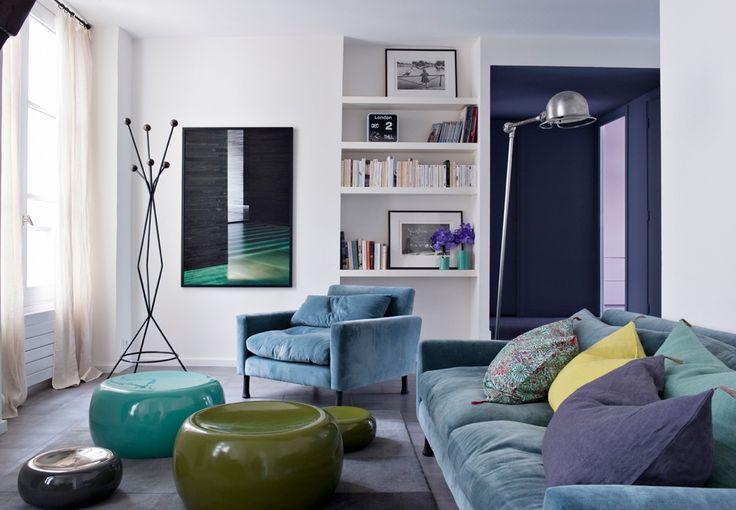 Agence Element Paris - Appartement J