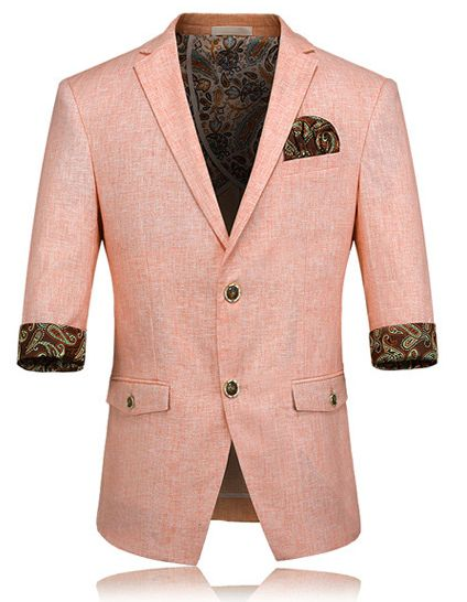 8 Cool Mens Summer Blazers That Will Make You Look Awesome #mensfashion