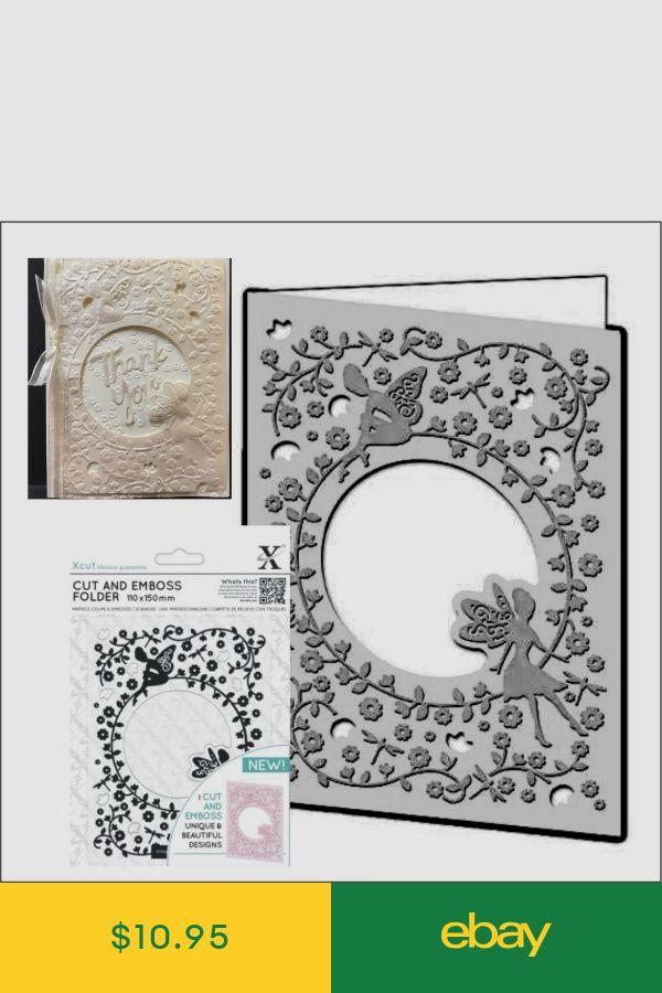 6fcfd26c0e33d7 Embossing Xcut embossing folders Floral Pattern Cut and Emboss folder  Weddings XCU503806