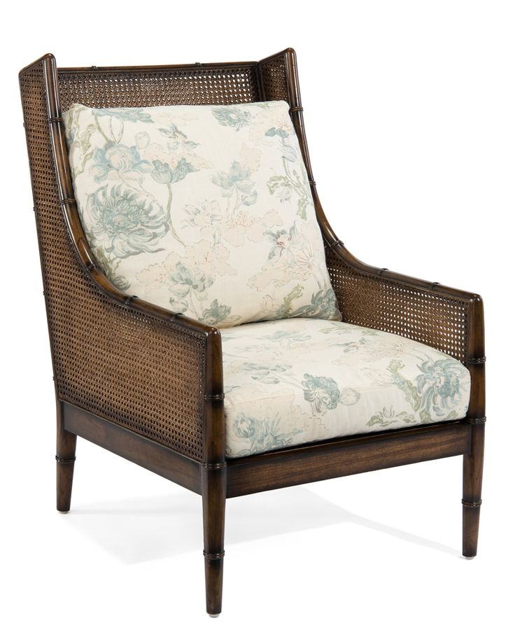 High-Back Cane Chair - Our Products