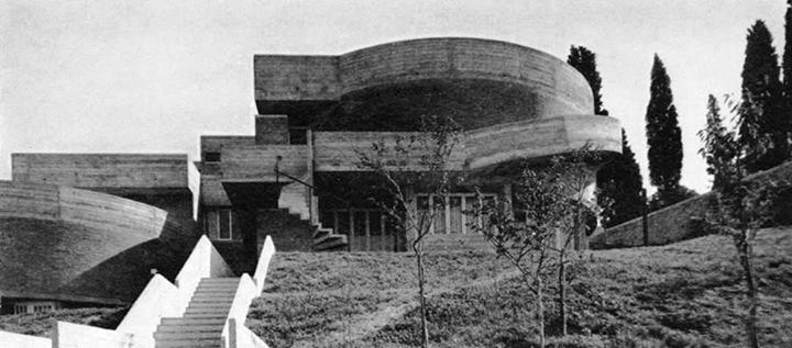 University College, Urbino, Italy, 1958-1976, Giancarlo De Carlo
